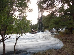 Drilling Foam